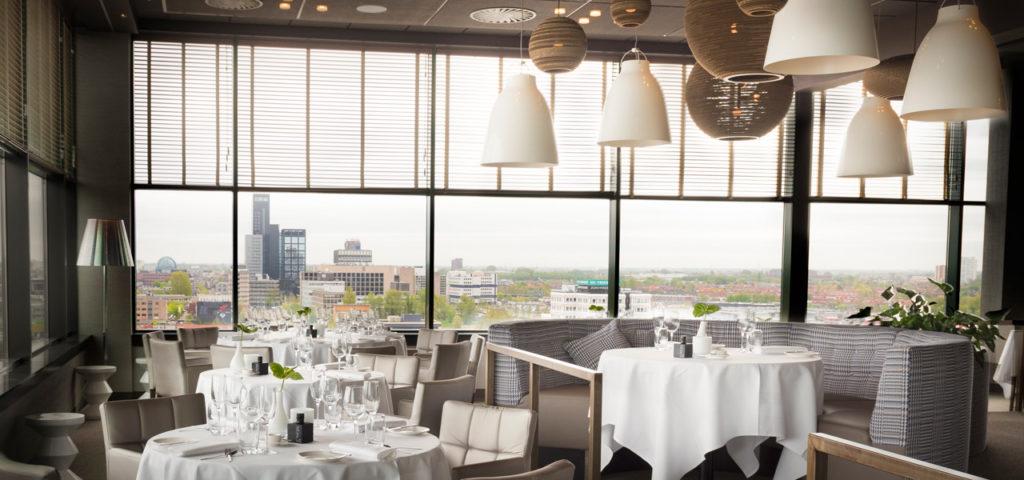 Restaurant élevé WTC Hotel Leeuwarden - Westcord Hotels