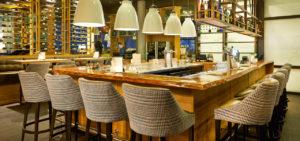 Skybar Restaurant élevé WTC Hotel Leeuwarden - Westcord Hotels