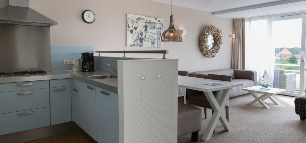 Appartement Large/Extra Large in Strandhotel Seeduyn - Westcord Hotels
