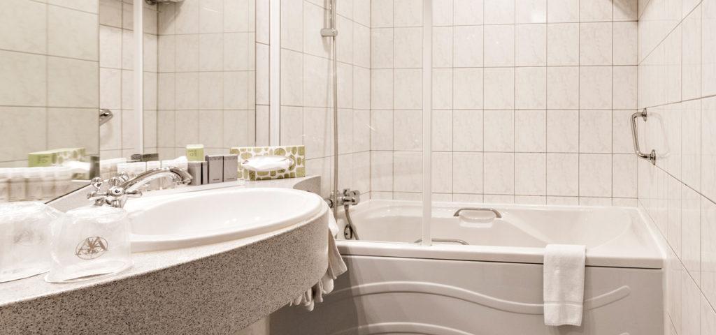 Badkamer Hotel Noordsee Ameland - Westcord Hotels