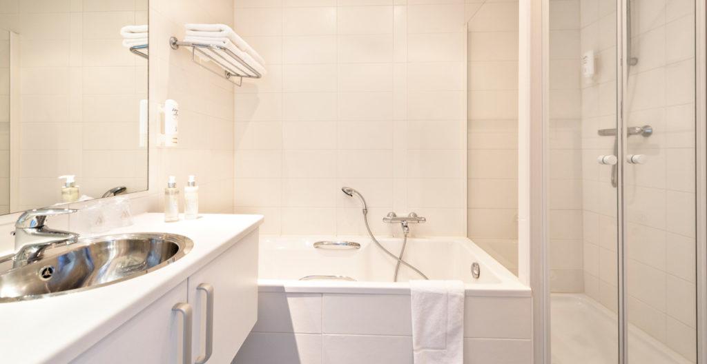 badkamer-hotel-wadden-vlieland - Westcord Hotels