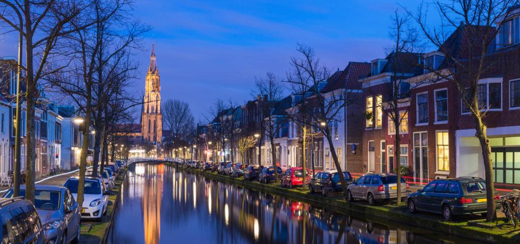 Grachten van Delft - Westcord Hotels