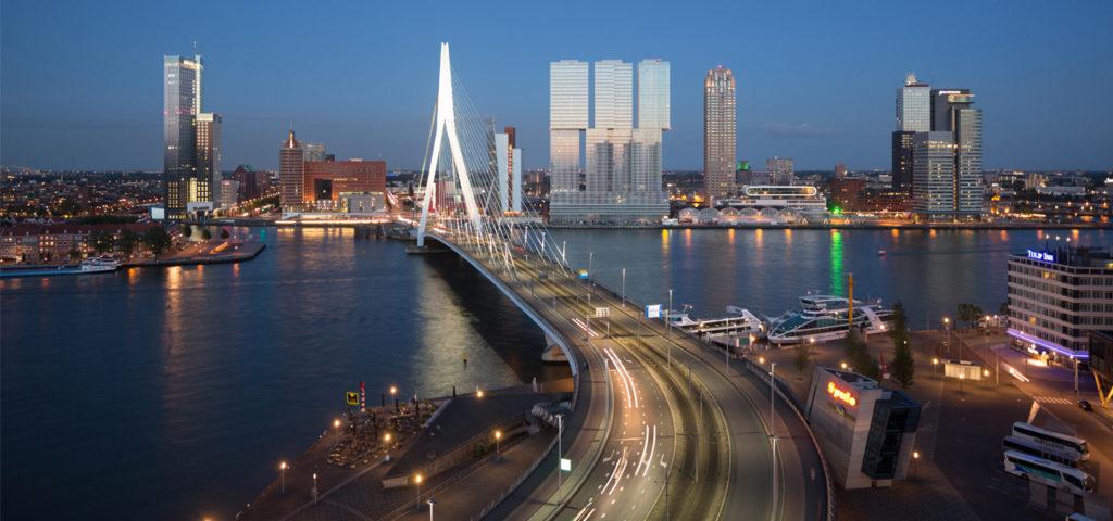 Skyline Rotterdam - Westcord Hotels