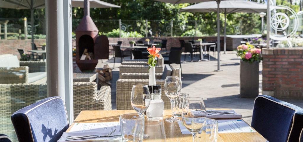 Terras Brasserie Boschrijck - Westcord Hotels