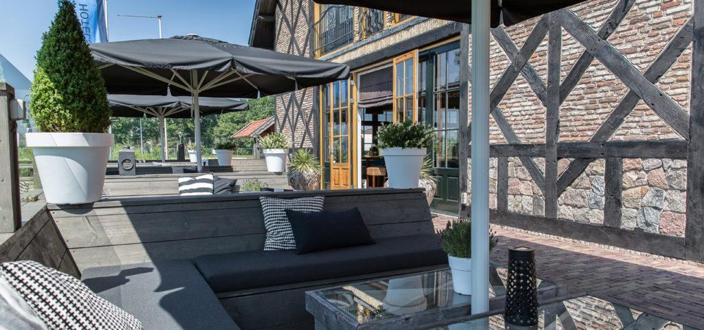 Terras WestCord Hotel Salland Raalte - Westcord Hotels
