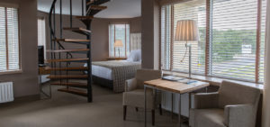 Bruidssuite WestCord Hotel Schylge - Westcord Hotels