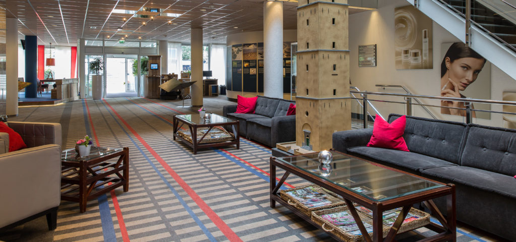 Lobby WestCord Hotel Schylge - Westcord Hotels