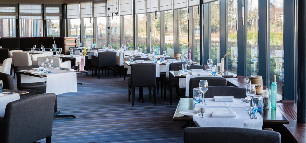 Vincenzo Grand-Café WestCord Hotel Noordsee - Westcord Hotels