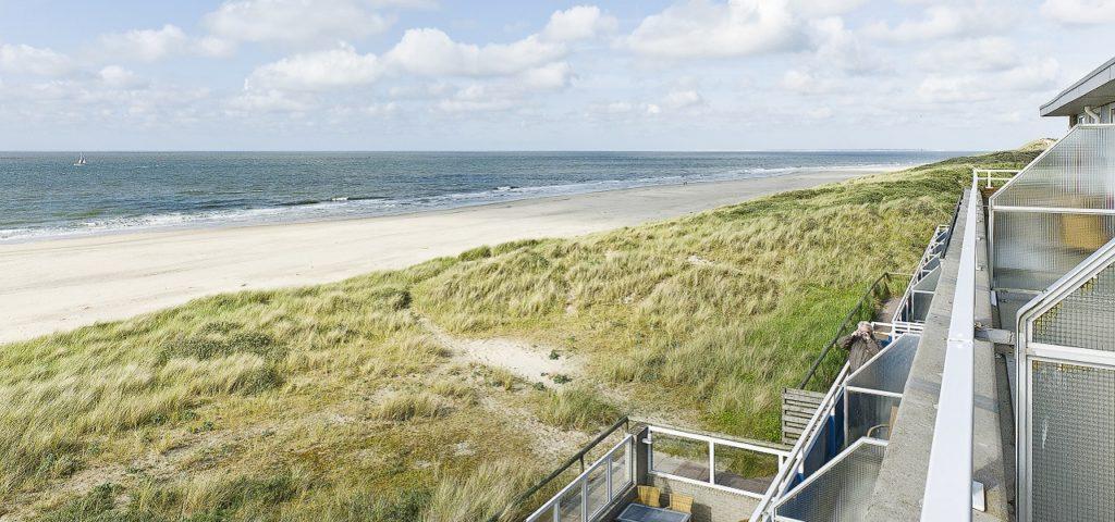 Balkon Strandhotel Seeduyn - Westcord Hotels