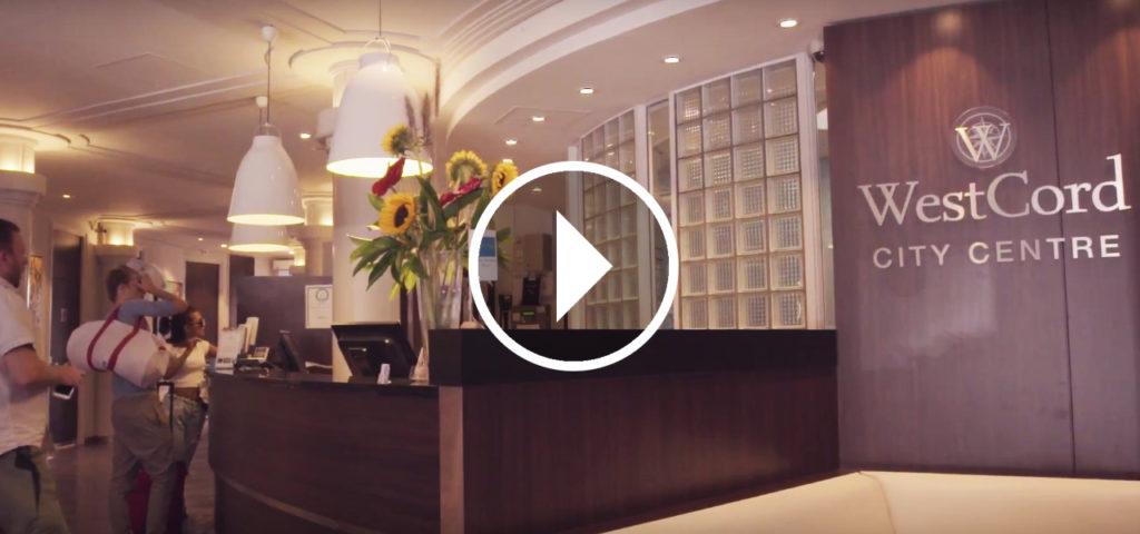 Video WestCord City Centre Hotel Amsterdam - Westcord Hotels