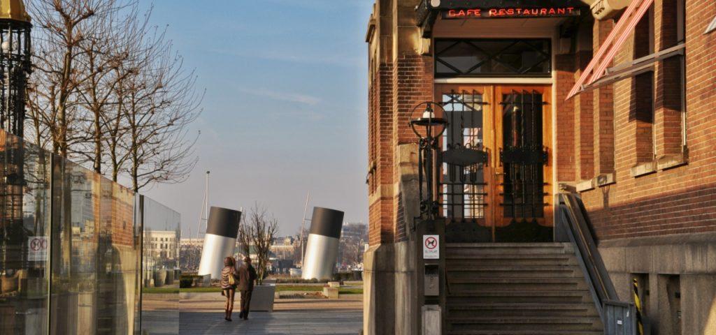 Ingang_Cafe_Restaurant_Hotel_New_York - Westcord Hotels