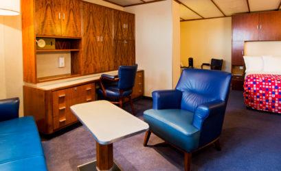 SSR – Executive Room - WestCord Hotels