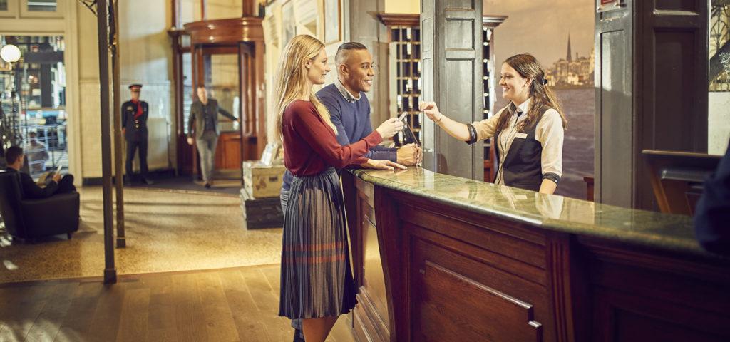Hotel-NewYork-Rotterdam-receptie-3 - Westcord Hotels
