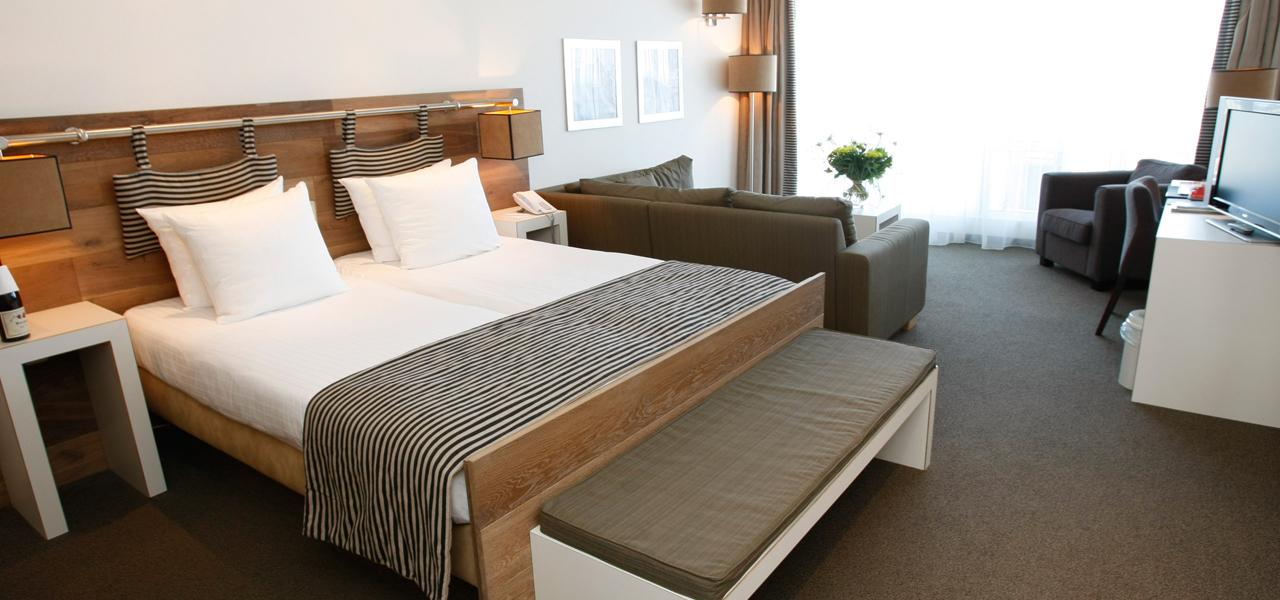 Deluxe Sea Side Room - WestCord Hotels
