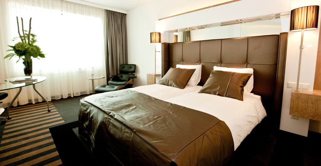 Business Deluxe Kamer WTC Hotel Leeuwarden - Westcord Hotels