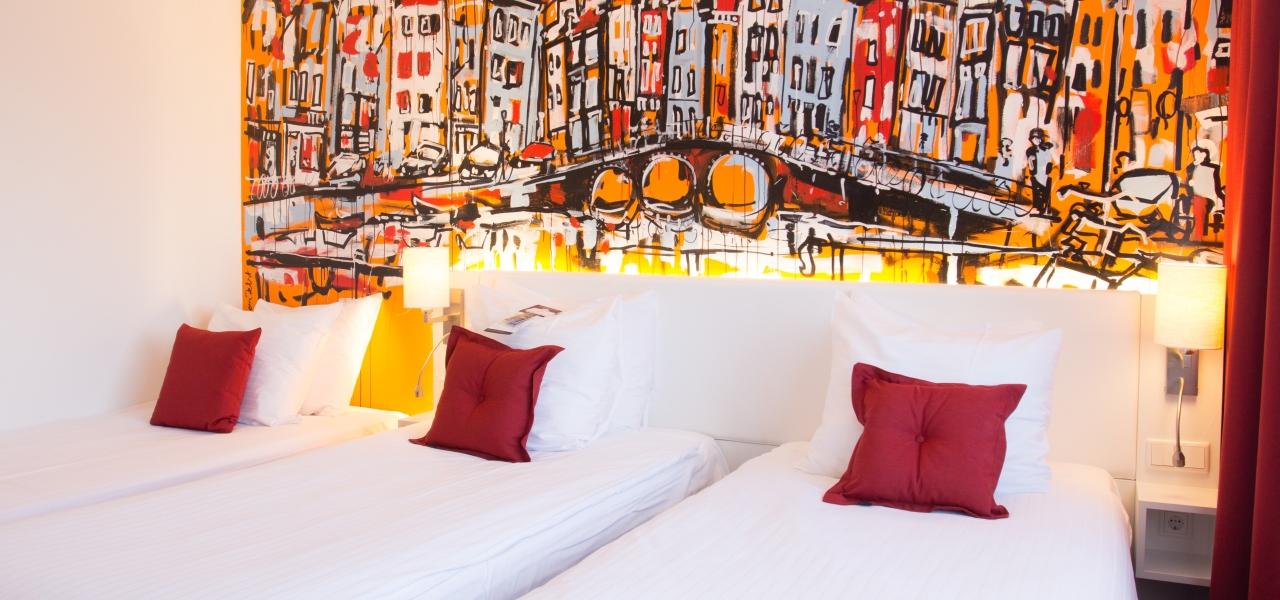 ART 3 – Triple Deluxe - WestCord Hotels