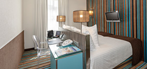 Cosy Twin Room City Centre Hotel Amsterdam - Westcord Hotels