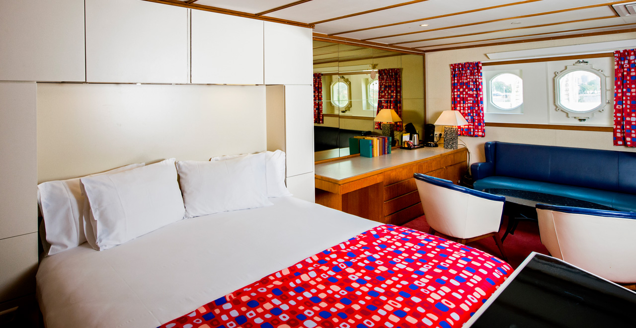 Deluxe Room - WestCord Hotels