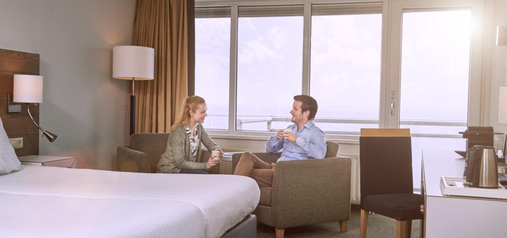 Hotelkamer WestCord Hotel Schylge Terschelling-6 - Westcord Hotels