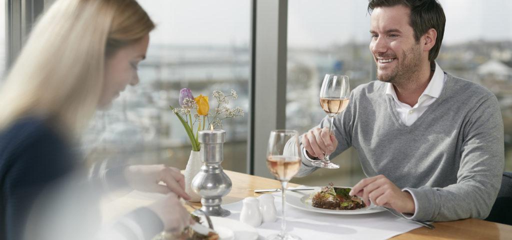 Lunch WestCord Hotel Schylge Terschelling-2 - Westcord Hotels