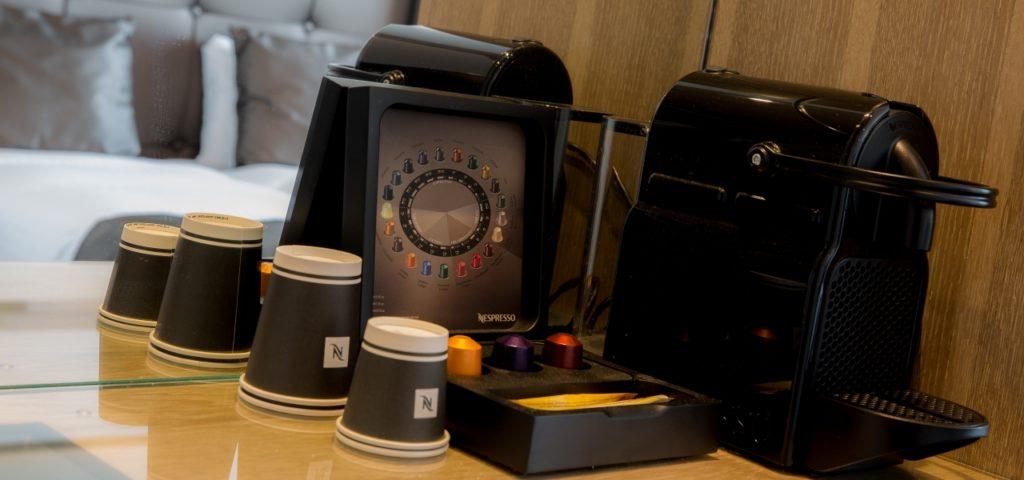 Nespresso WTC Hotel Leeuwarden - Westcord Hotels
