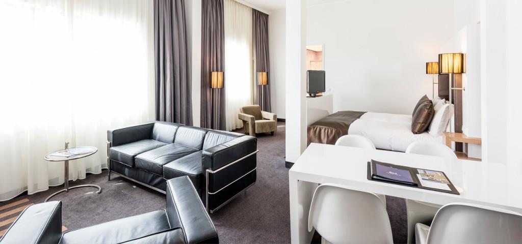 Business Appartement WTC Hotel Leeuwarden - Westcord Hotels