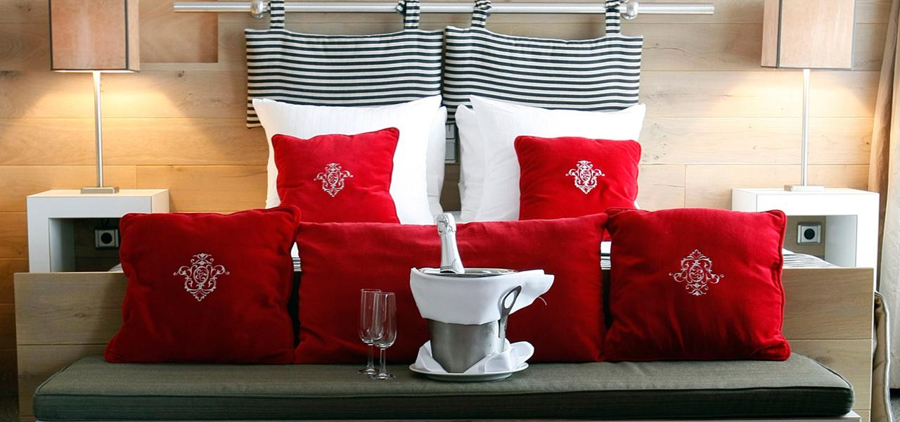 Honeymoon Suite Sea View - WestCord Hotels