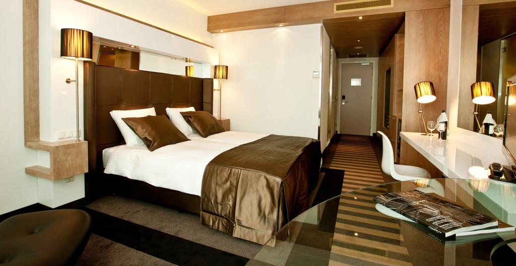 Comfort Deluxe Kamer WTC Hotel Leeuwarden - Westcord Hotels