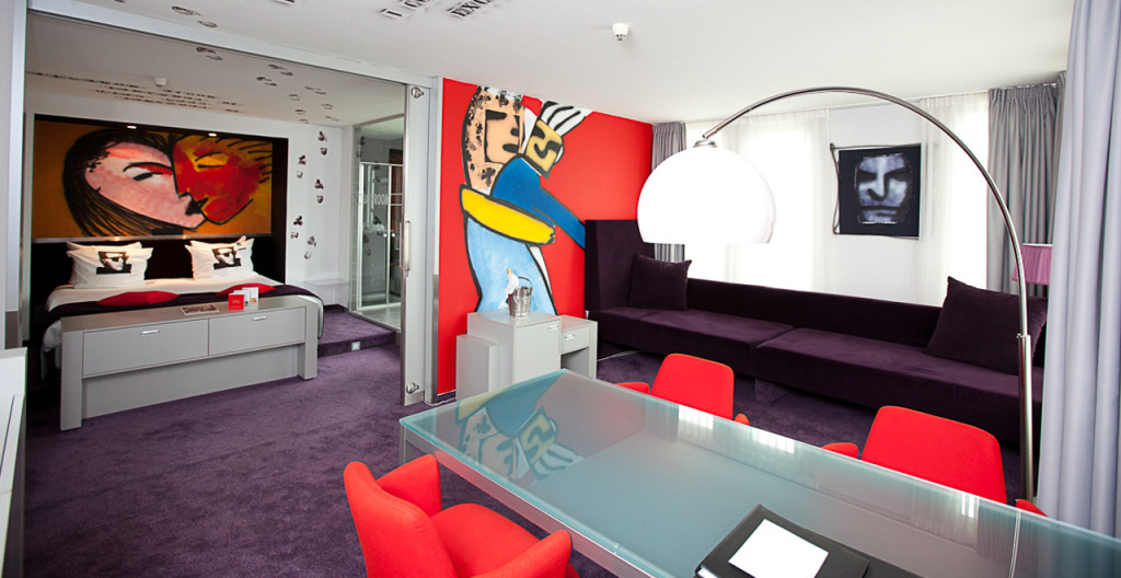 Herman Brood Suite Art Hotel - Westcord Hotels