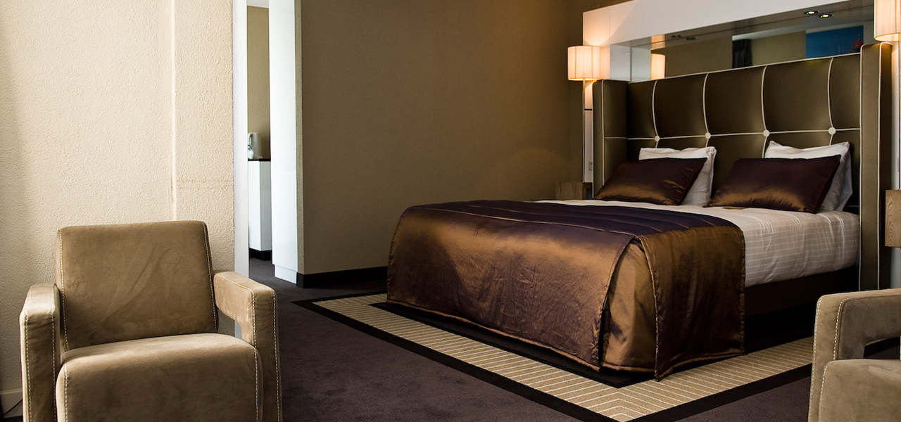 Tower room - WestCord Hotels