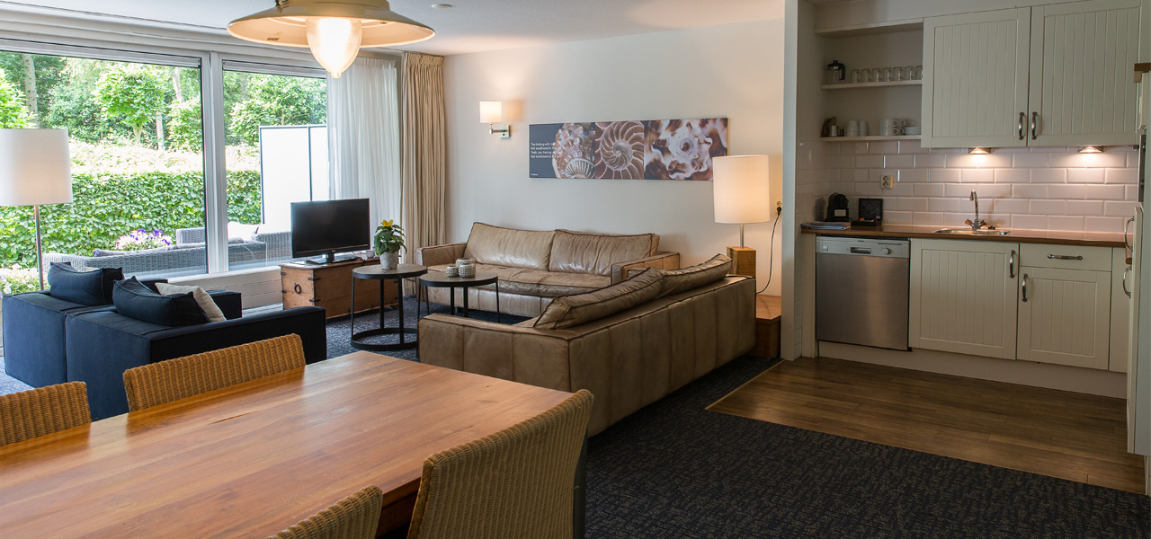 BOS – Apartment Extra Large - WestCord Hotels
