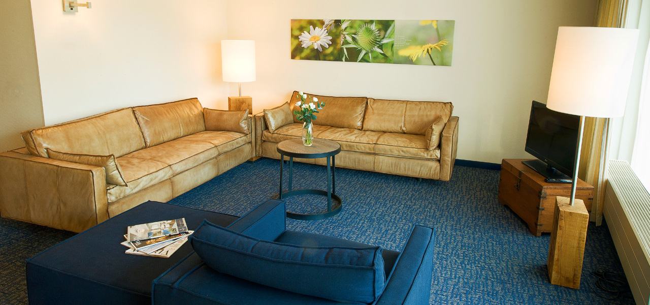 BOS – Apartment Large + sofa bed - WestCord Hotels