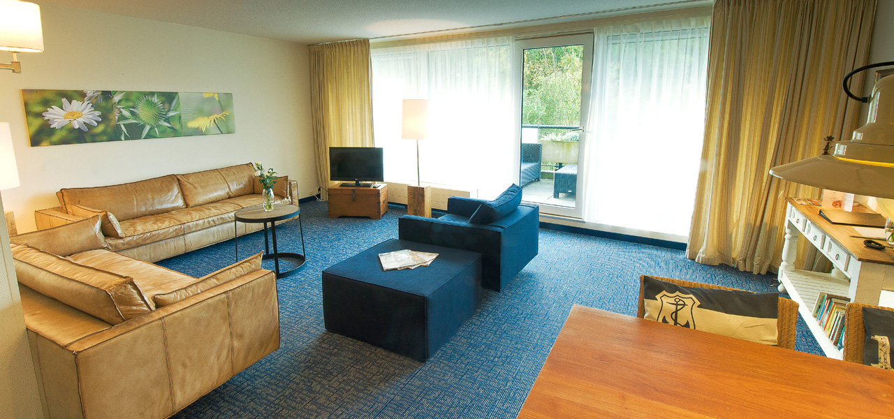 BOS – Apartment Large - WestCord Hotels