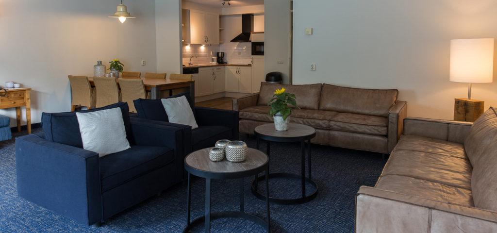 Appartement Large + bedbank WestCord ApartHotel Boschrijck - Westcord Hotels