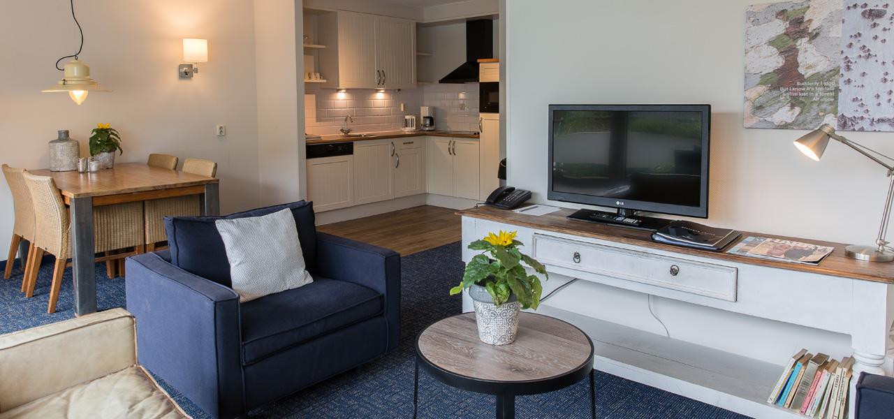 BOS – Apartment Medium - WestCord Hotels