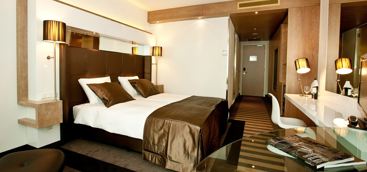 Comfort Deluxe Room - WestCord Hotels
