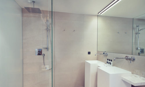 HJA – Superior room with shower - WestCord Hotels
