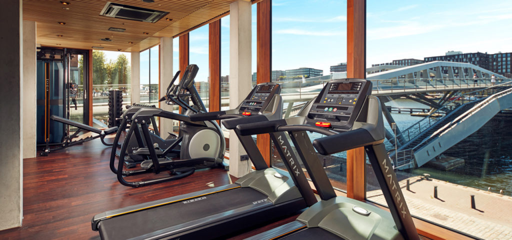 wellcome-wellness-hotel-jakarta-amsterdam-westcord-hotels-fitness - Westcord Hotels