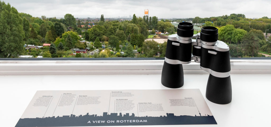 Comfort Deluxe City View - Hotel Delft - Westcord Hotels