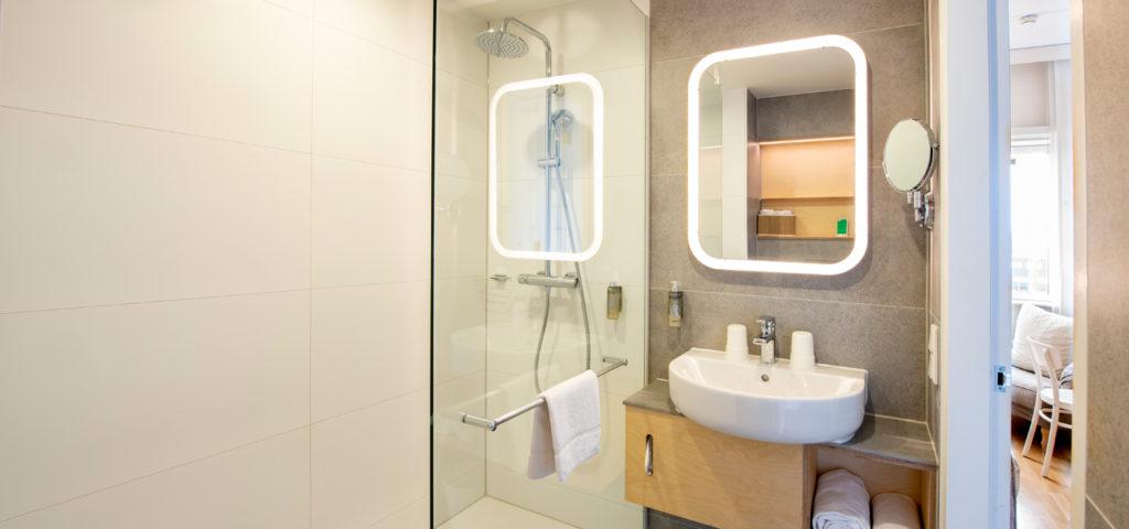 comfort-kamer-westcord-hotel-delft-badkamer-2 - Westcord Hotels