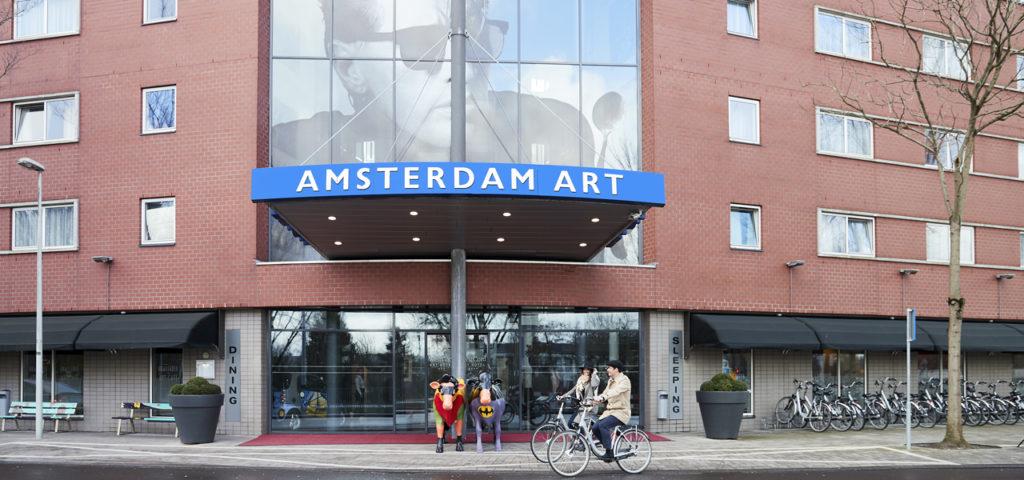 Art Hotel Amsterdam 4-stars - WestCord Hotels