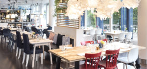 BLUE-Dining-Delft - Westcord Hotels