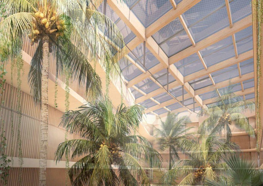 Hotel Jakarta atrium2 - Westcord Hotels