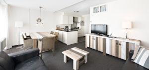 Appartement Medium in Strandhotel Seeduyn op Vlieland - Westcord Hotels
