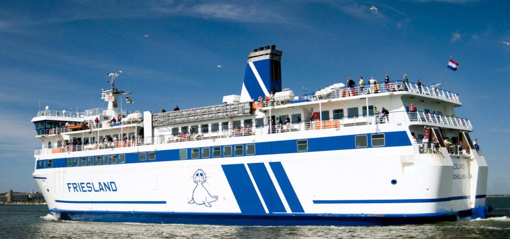 Boot naar Terschelling - Westcord Hotels
