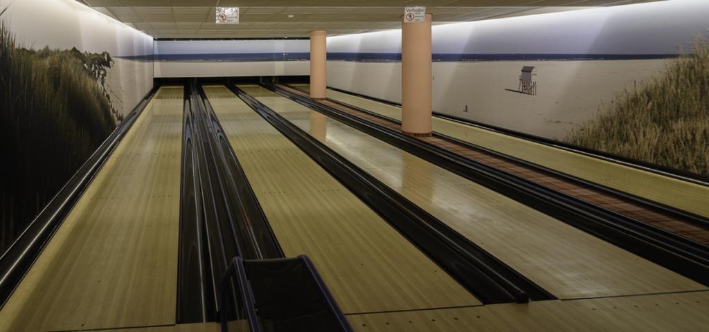 bowling Hotel Schylge Terschelling2 - Westcord Hotels