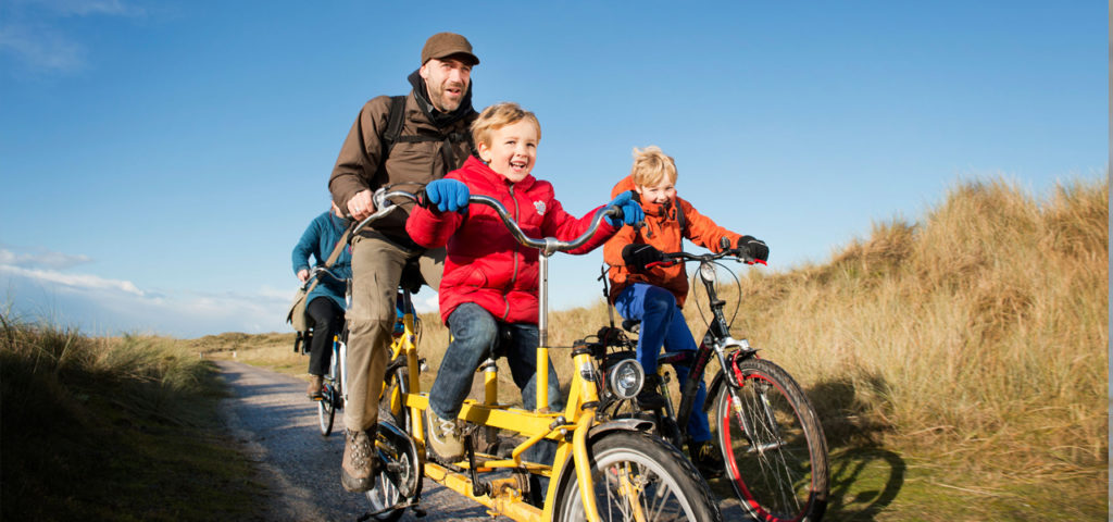 Cycling on the Dutch Wadden Islands - WestCord Hotels