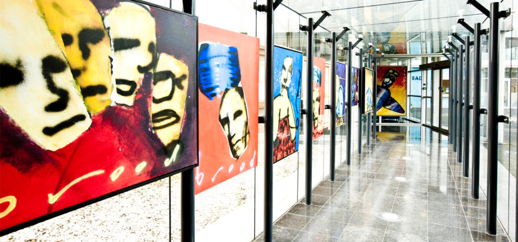 Gallery Art Hotel Amsterdam - Westcord Hotels