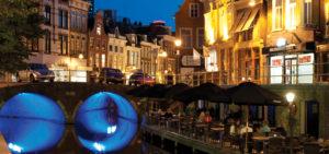 De grachten van Leeuwarden - Westcord Hotels