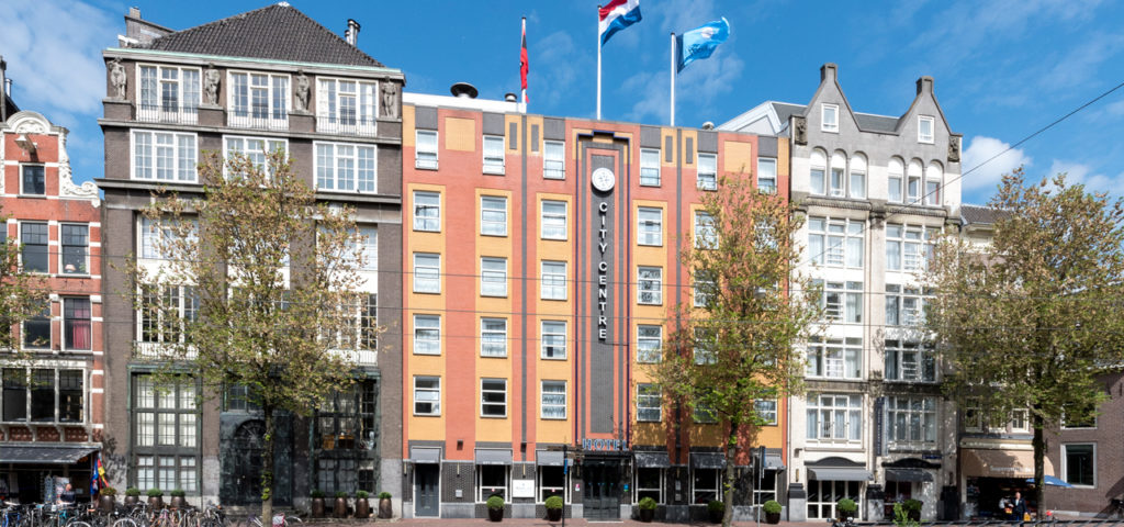 Travel info WestCord City Centre Hotel Amsterdam - WestCord Hotels